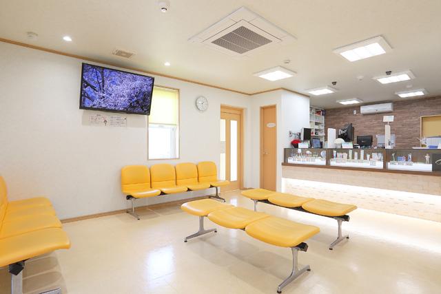 医院がとてもきれい!