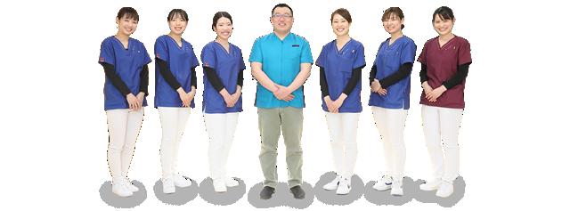 ニコニコ溢れ返る感動を与える歯科医院